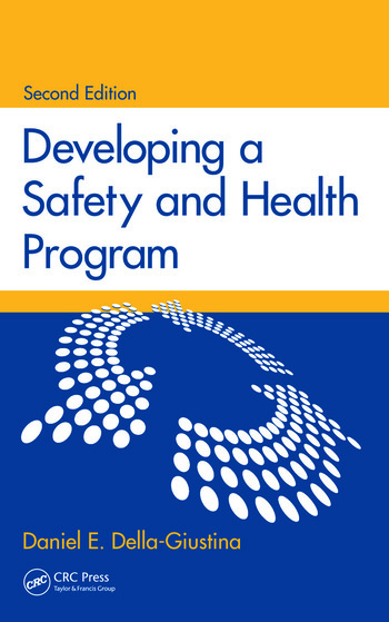 Developing a Safety and Health Program book cover