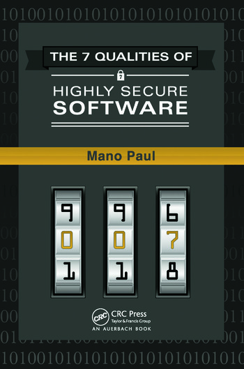 The 7 Qualities of Highly Secure Software book cover
