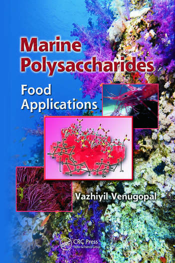 Marine Polysaccharides Food Applications book cover