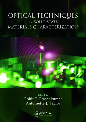 Optical Techniques for Solid-State Materials Characterization book cover