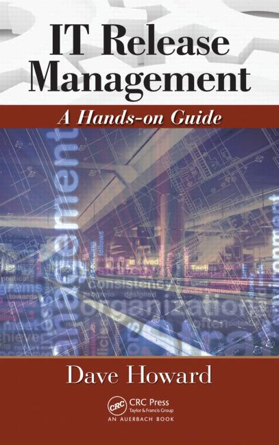 IT Release Management A Hands-on Guide book cover