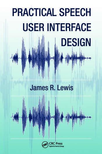 Practical Speech User Interface Design book cover