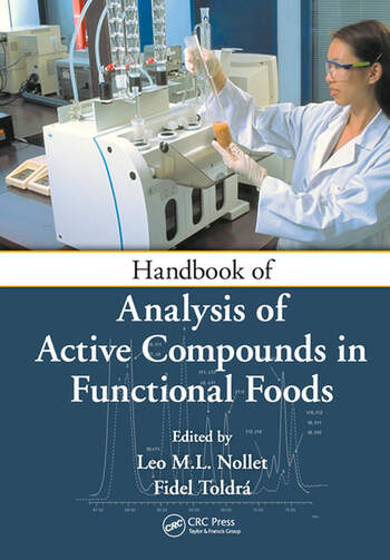 Handbook of Analysis of Active Compounds in Functional Foods book cover