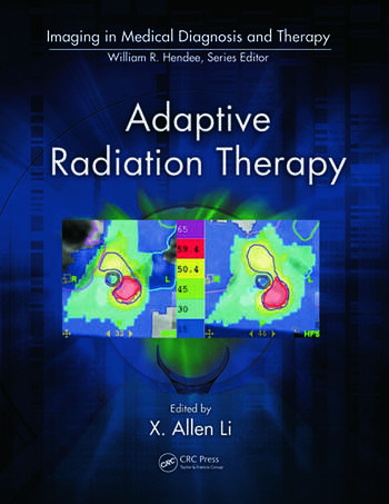 Adaptive Radiation Therapy book cover