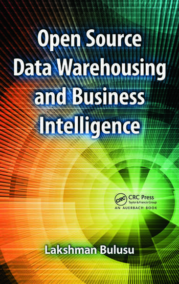 Open Source Data Warehousing and Business Intelligence book cover