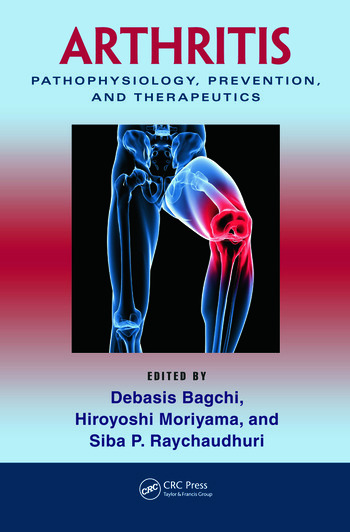 Arthritis Pathophysiology, Prevention, and Therapeutics book cover