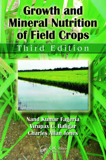 Growth and Mineral Nutrition of Field Crops book cover