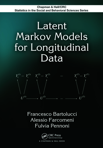 Latent Markov Models for Longitudinal Data book cover
