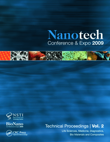 Nanotechnology 2009 Life Sciences, Medicine, Diagnostics, Bio Materials and Composites Technical Proceedings of the 2009 NSTI Nanotechnology Conference and Expo, Volume 2 book cover