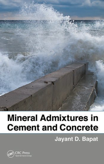 Mineral Admixtures in Cement and Concrete book cover