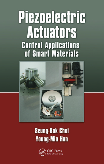 Piezoelectric Actuators Control Applications of Smart Materials book cover