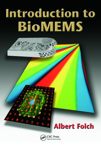 Introduction to BioMEMS book cover
