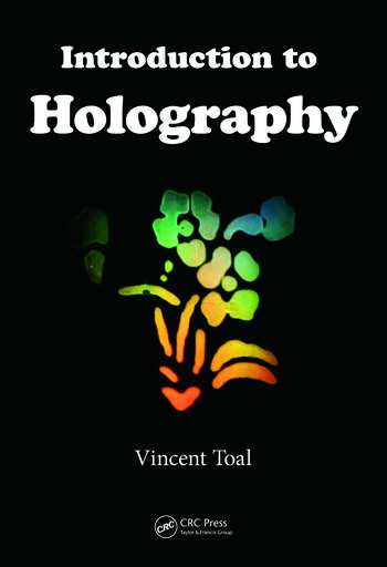Introduction to Holography book cover