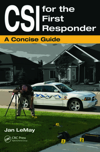 CSI for the First Responder A Concise Guide book cover