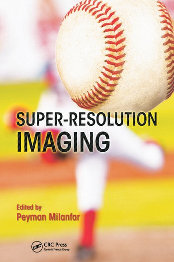 Super-Resolution Imaging book cover