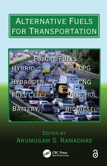 Alternative Fuels for Transportation book cover