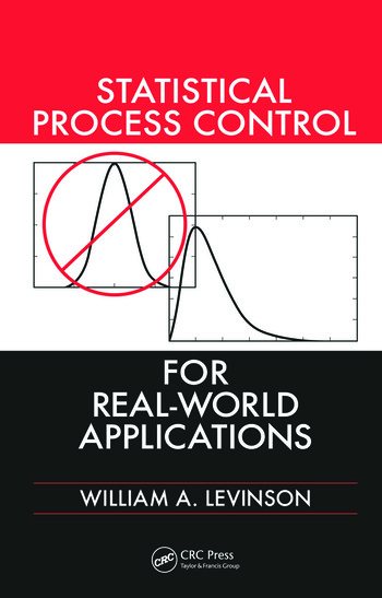 Statistical Process Control for Real-World Applications book cover