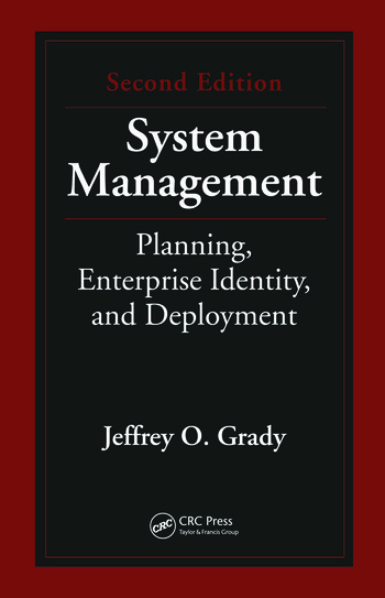 System Management Planning, Enterprise Identity, and Deployment, Second Edition book cover