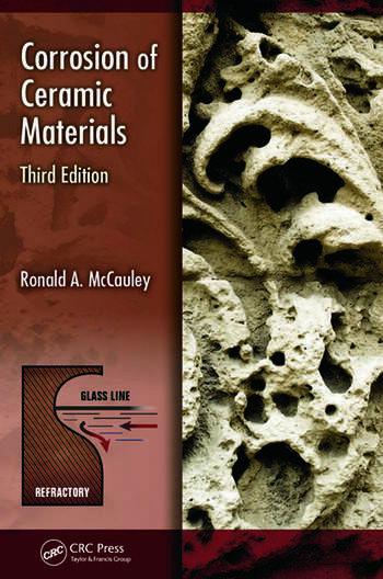 Corrosion of Ceramic Materials, Third Edition book cover