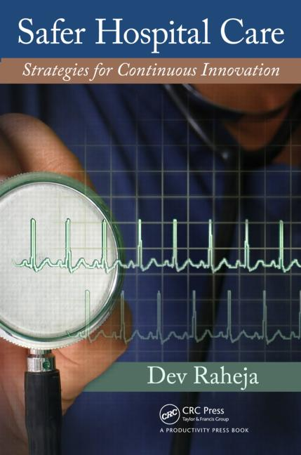 Safer Hospital Care Strategies for Continuous Innovation book cover