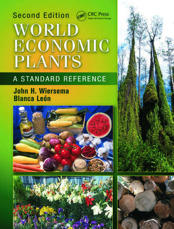 World Economic Plants A Standard Reference, Second Edition book cover