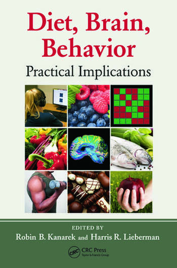 Diet, Brain, Behavior Practical Implications book cover