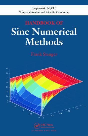 Handbook of Sinc Numerical Methods book cover