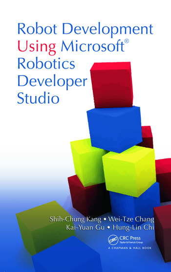 Robot Development Using Microsoft Robotics Developer Studio book cover