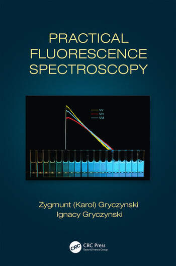 Practical Fluorescence Spectroscopy book cover