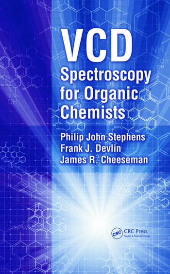 VCD Spectroscopy for Organic Chemists book cover