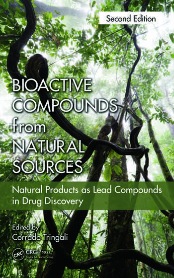 Bioactive Compounds from Natural Sources Natural Products as Lead Compounds in Drug Discovery book cover