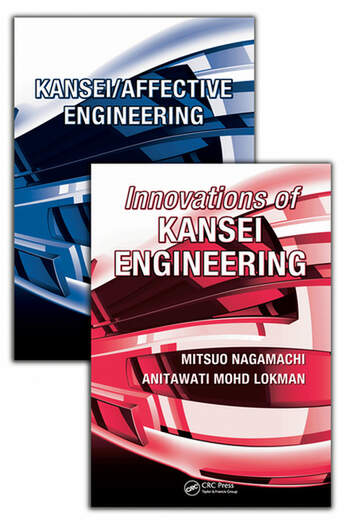Kansei Engineering, 2 Volume Set book cover