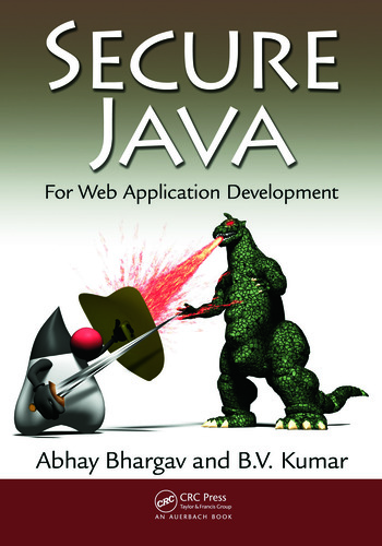 Secure Java For Web Application Development book cover