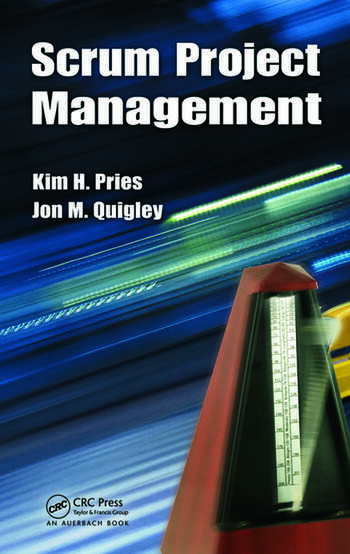 Scrum Project Management book cover