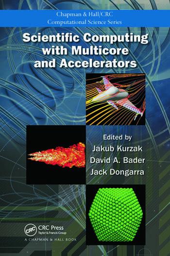 Scientific Computing with Multicore and Accelerators book cover