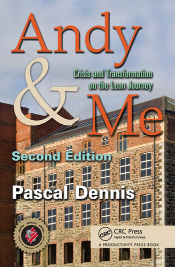Andy & Me Crisis & Transformation on the Lean Journey book cover