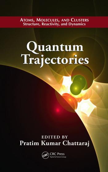 Quantum Trajectories book cover