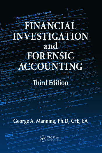 Financial Investigation and Forensic Accounting book cover