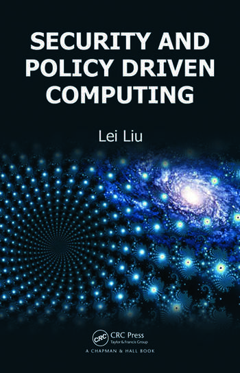 Security and Policy Driven Computing book cover