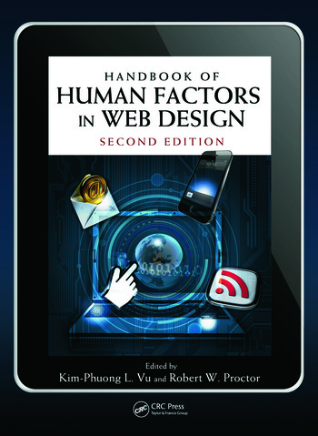 Handbook of Human Factors in Web Design, Second Edition book cover