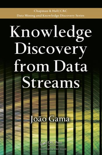 Knowledge Discovery from Data Streams book cover