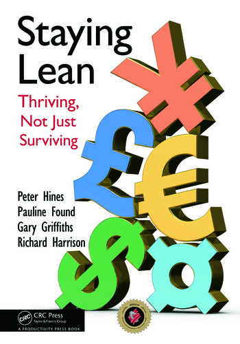 Staying Lean Thriving, Not Just Surviving, Second Edition book cover