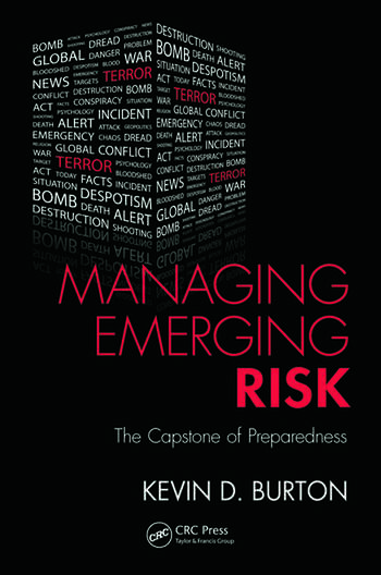 Managing Emerging Risk The Capstone of Preparedness book cover