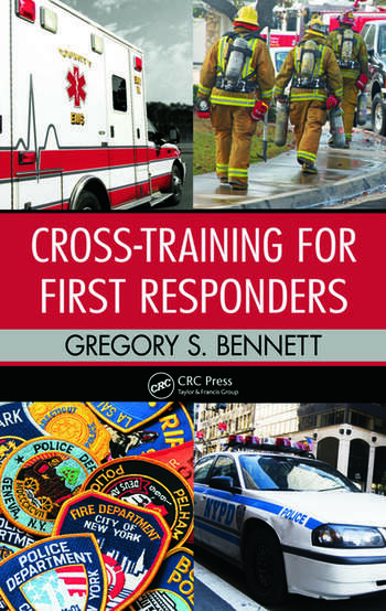 Cross-Training for First Responders book cover