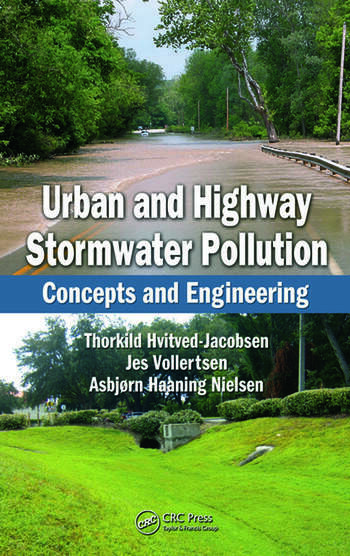 Urban and Highway Stormwater Pollution Concepts and Engineering book cover