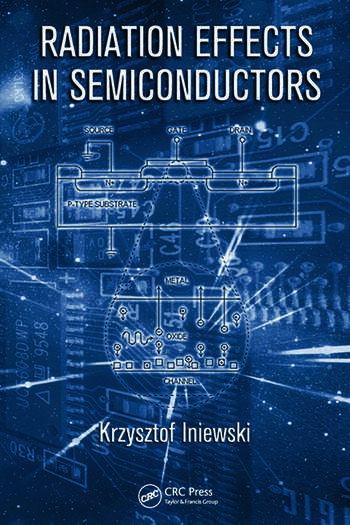 Radiation Effects in Semiconductors book cover