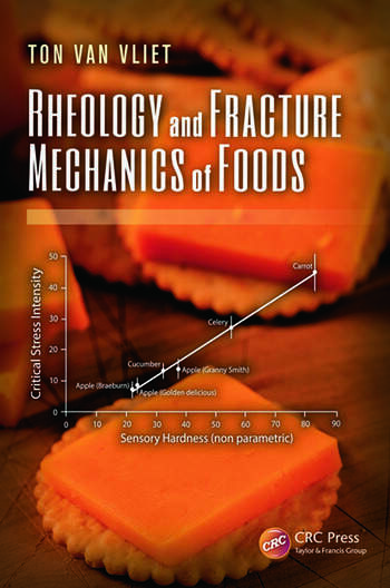 Rheology and Fracture Mechanics of Foods book cover