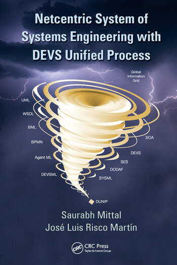 Netcentric System of Systems Engineering with DEVS Unified Process book cover
