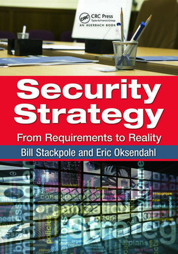 Security Strategy From Requirements to Reality book cover