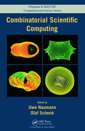 Combinatorial Scientific Computing book cover